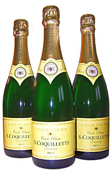 champagne s coquillette
